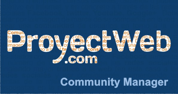 Comunícate Proyect Web Community Manager